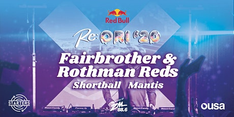 Re:ORI '20 - Fairbrother & Rothman Reds tickets