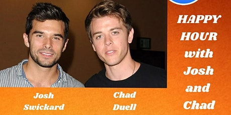 Happy Hour with Chad and Josh - Sunday, July 19th tickets