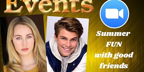 Fantastic Fun with Eden McCoy and William Lipton - Sunday, July 26th tickets