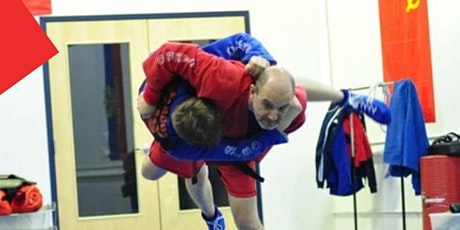 Sambo Seminar with Andrei Popandopoulo tickets