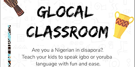 Glocal Classroom for Kids tickets