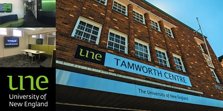 UNE Tamworth Study Sessions week of 6th July tickets