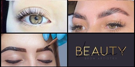 Beauty Trends: Lash Lift/Tint, Brow Lamination, Henna Brows (Raleigh, NC) tickets