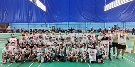 Saturday Pro racquet Racquet Badminton Session entradas