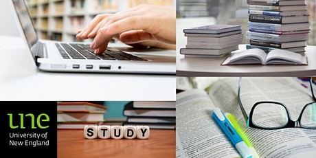 Tenterfield UNE Study Centre - Study Sessions - July 2020 tickets