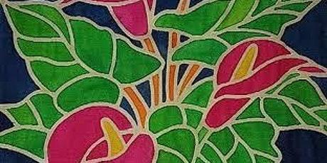 **BOOKED OUT** Seniors Month I Therapeutic Batik with Jo I NT Art Storms tickets