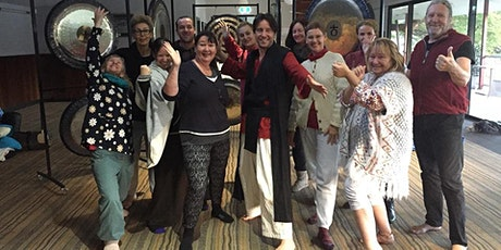 Gong Training Level 1 - Brisbane tickets