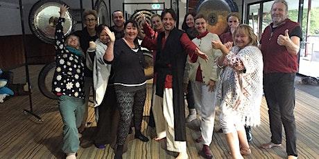 Gong Training Level 1 - Brisbane tickets