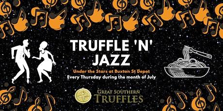 Truffle 'n' Jazz tickets