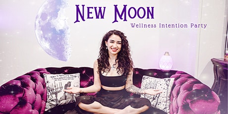 Cristy Cali New Moon Wellness Intention Party! tickets
