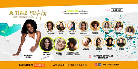 A TIME FOR HER CONFERENCE 2020 tickets