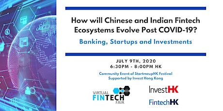 How will Chinese and Indian Fintech Ecosystems Evolve Post COVID-19? tickets