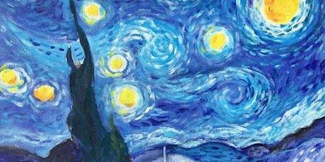 Van Gogh Starry Night - Woolloomooloo Bay Hotel (July 26 1.30pm) tickets