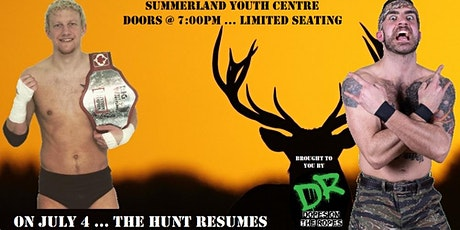 Big West: Hunting Grounds tickets