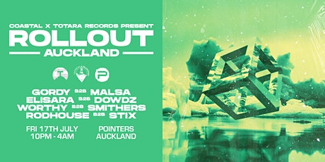 Coastal X Totara Records Present: Rollout - Auckland (Re:O Week) tickets