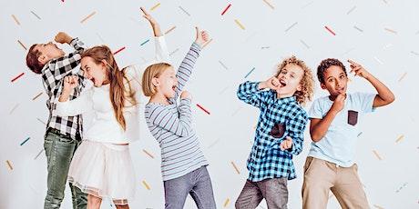 July School Holidays: Online Harmonizing Workshop ( 6 - 10 years) tickets