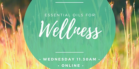 Introduction to Wellness with Essential Oils tickets