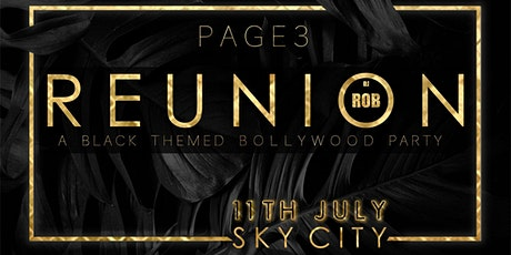PAGE3 REUNION tickets