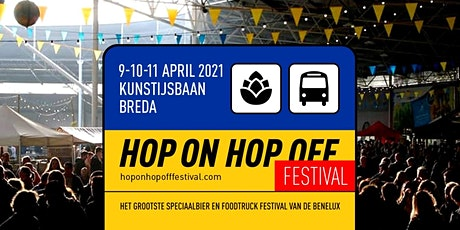 Hop On Hop Off Speciaalbier Surprise Pakket deel II tickets