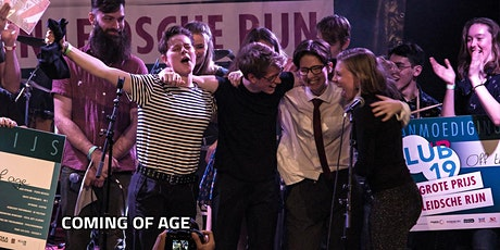Coming of Age (Avond) tickets