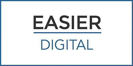 EASIER DIGITAL: Human by Default tickets