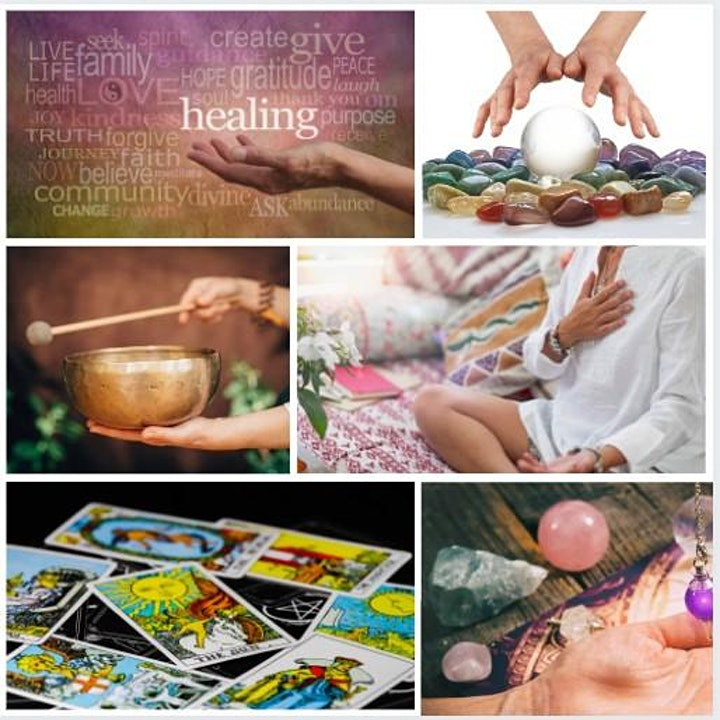2021 Perth Festival of Healing image