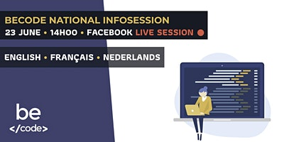 BeCode – National Info session