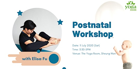 Postnatal Workshop with Elisa Fu tickets