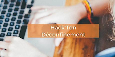 Hack'Ton Déconfinement boletos