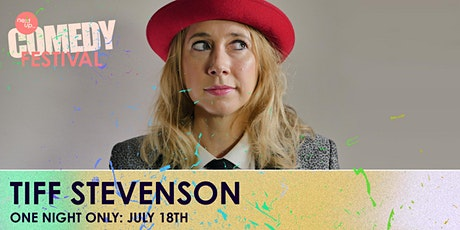Tiff Stevenson // The NextUp Comedy Festival - Show 18 tickets