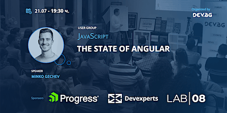 Webinar: JavaScript: The State of Angular Tickets