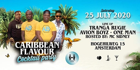 Caribbean `Flavour Cocktail Party tickets
