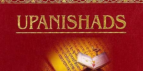 Upanishads Study Day (via Zoom) tickets