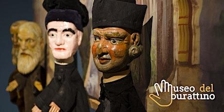 Visita libera al Museo del Burattino biglietti