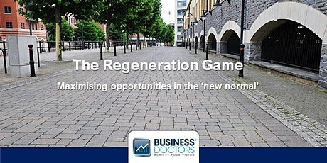 The Regeneration Game tickets
