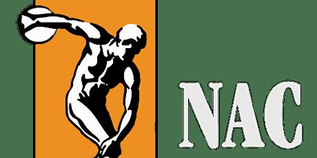 Int. Süddeutsche Meisterschaft NAC 2020 - Coach tickets