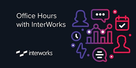 InterWorks Office Hours DE 21. August 2020 tickets