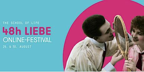 48h Liebe - Das Online-Festival von The School of Life Tickets