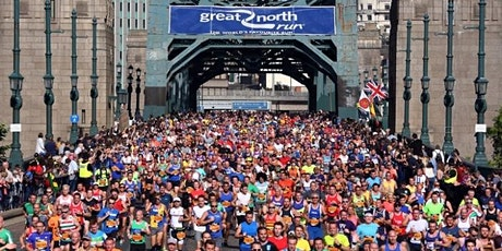 If U Care Share Great North Run 2021 tickets