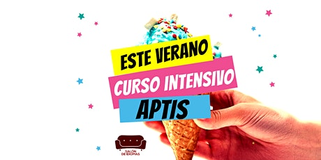 Cursos intensivos de inglés APTIS tickets