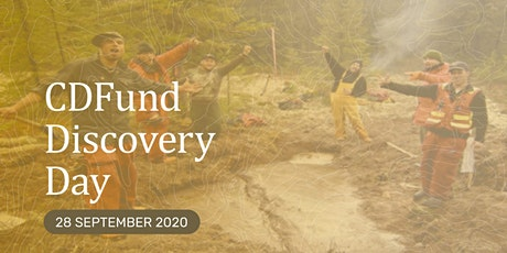 CDFund Discovery Day 2020 tickets