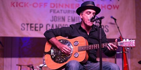 Wine on the Terrace with John Emil tickets