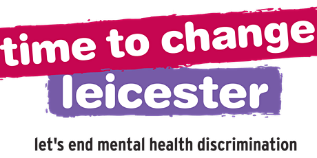 Time to Change Leicester - BAME Champions training tickets