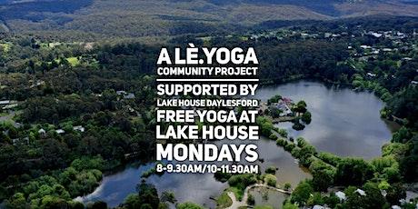 Community Yoga - Vinyasa Flow tickets