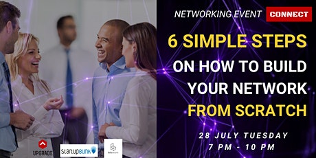 """Networking Event """"7 Secrets Of Networking"""" tickets"""