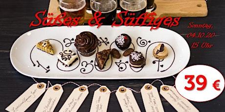Biertasting - Süßes & Süffiges billets