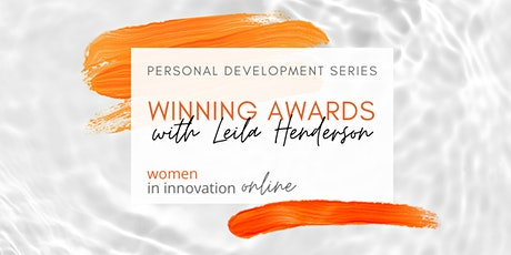 Winning Awards with Leila Henderson tickets