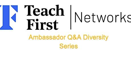 Affinity Networks - ambassador Q&A tickets