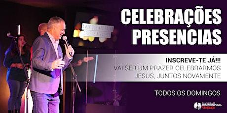 CCR Almada - Celebrações de Domingo bilhetes
