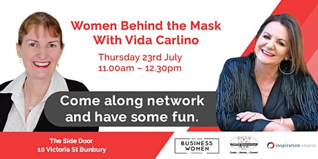 BWA Bunbury: Women Behind the Mask tickets